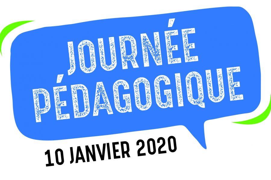 Logo Journee pedagogique 2020 Copie