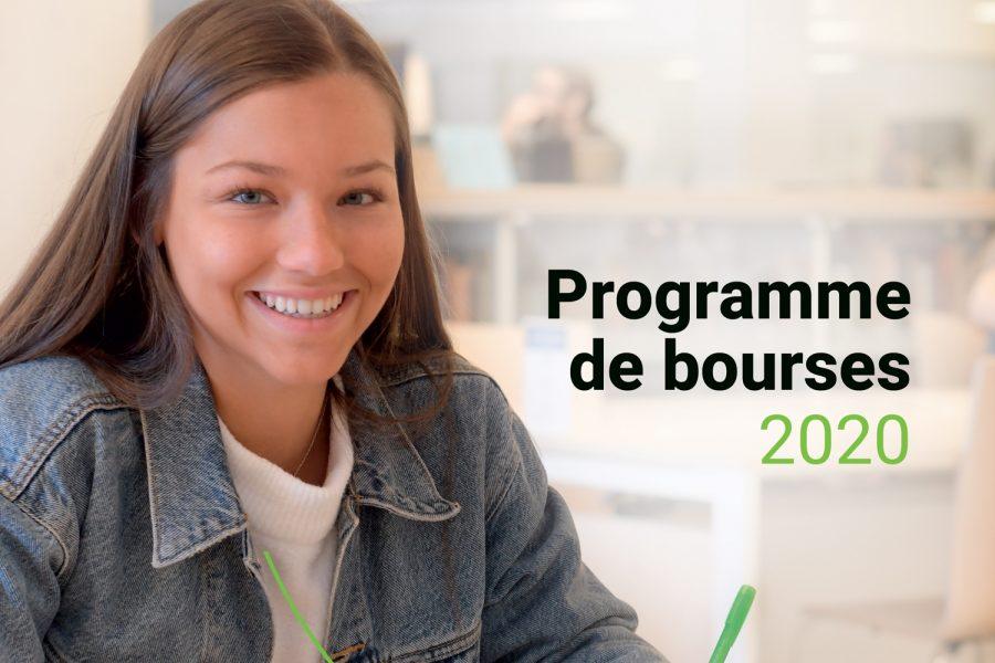 Programme De Bourses2020