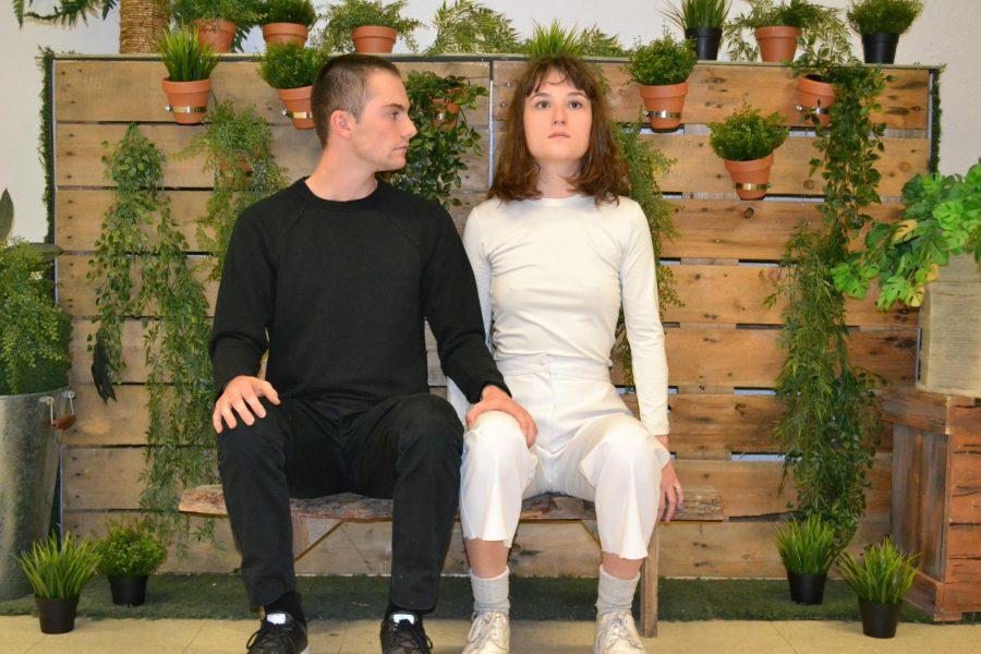 Théa Paradis et Maxime Roussel Cégeps en spectacle