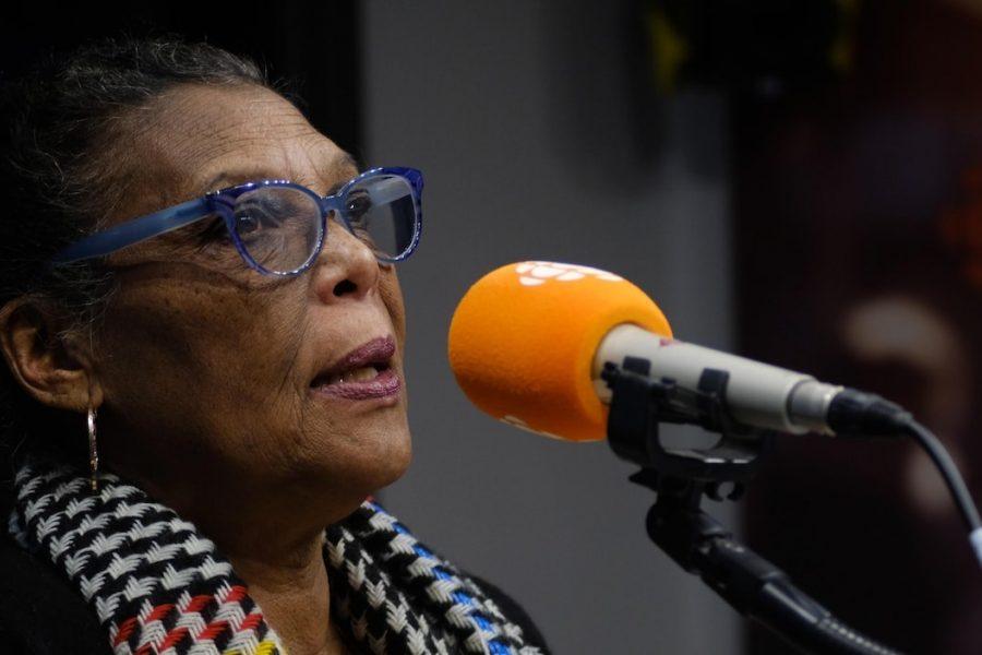 Michelle dhaiti professeur anthropologie haiti seisme premiere heure