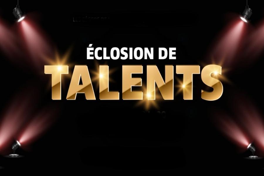 Éclosion de talents flash