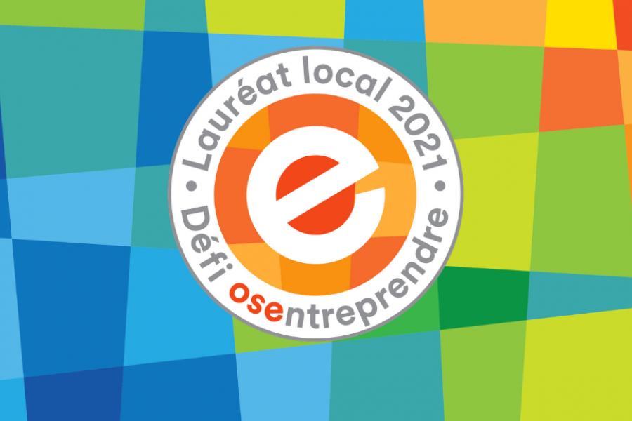 Lauréat défi OS Entreprendre