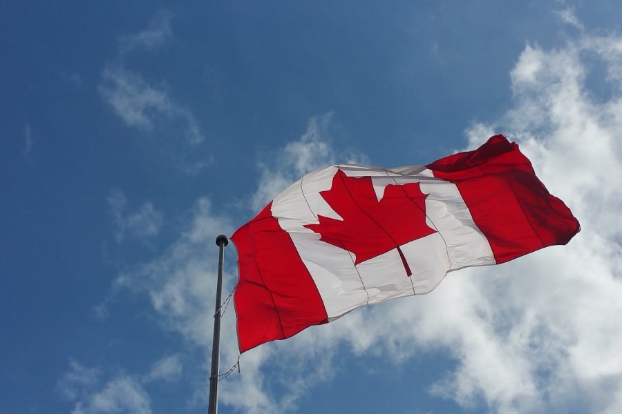 Canadian flag 4414905 1920
