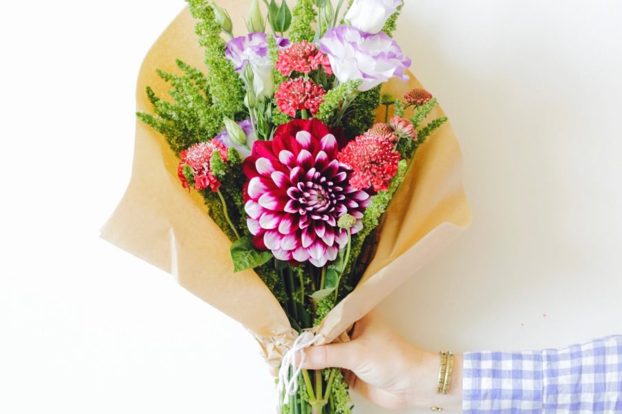 Bouquet Hg0Edh34Nm0